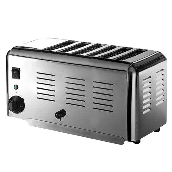Pop-up Toaster für 6 Scheiben