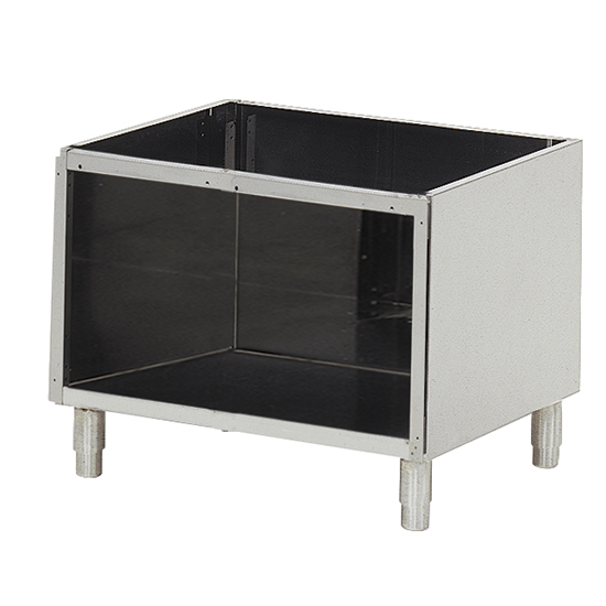 open cabinet for tabletop appliances l=600 mm