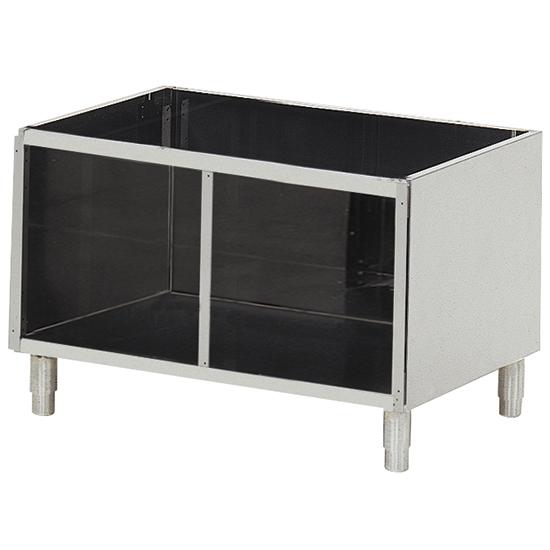 soubassement ouvert pour appareils de table l=1100 mm