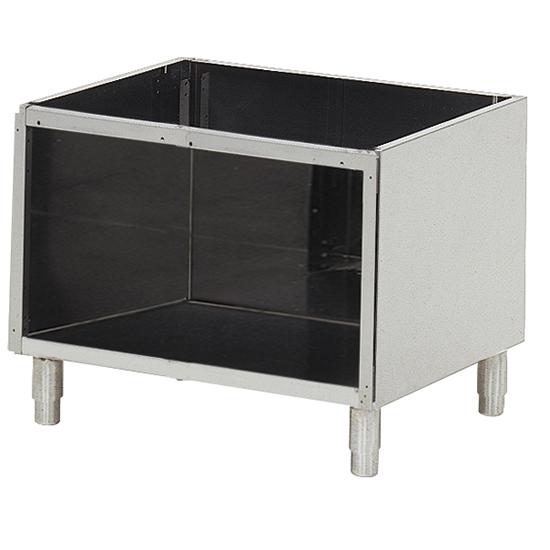 soubassement ouvert pour appareils de table l=700 mm