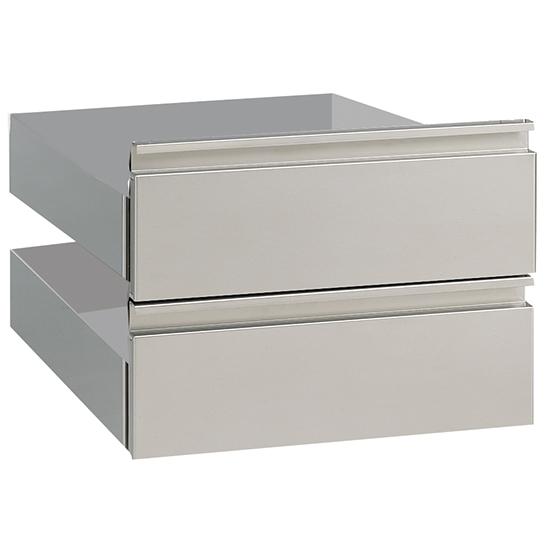 kit de tiroirs pour soubassement l=700 mm