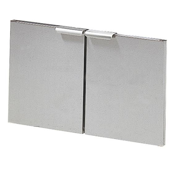kit de portes pour soubassement