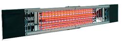 Heizstrahler für Außen, freistehend, Länge 730 mm, 4 - 6 m2
