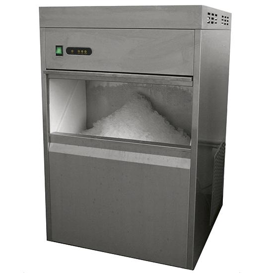 Granulateisbereiter, Luftkühlung, 25 kg/24 h