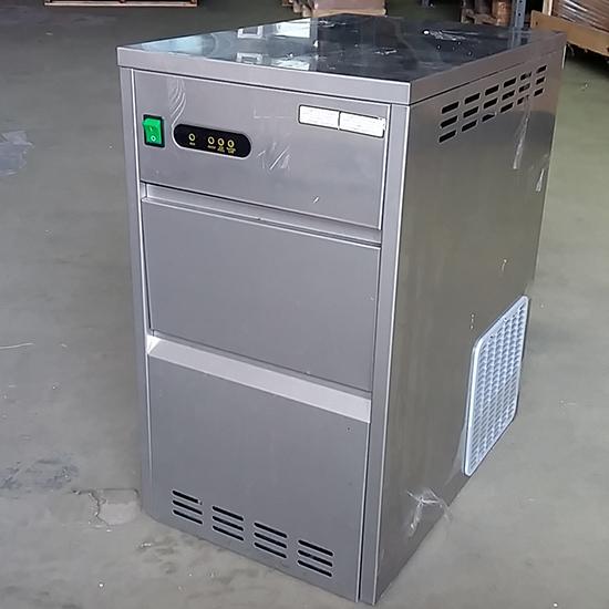 Granulateisbereiter, Luftkühlung, 25 kg/24 h - DEFEKT