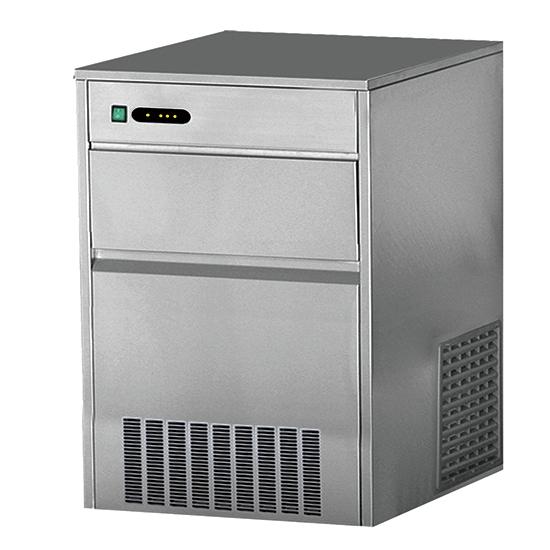 Eiswürfelbereiter, Luftkühlung, 25 kg/24 h