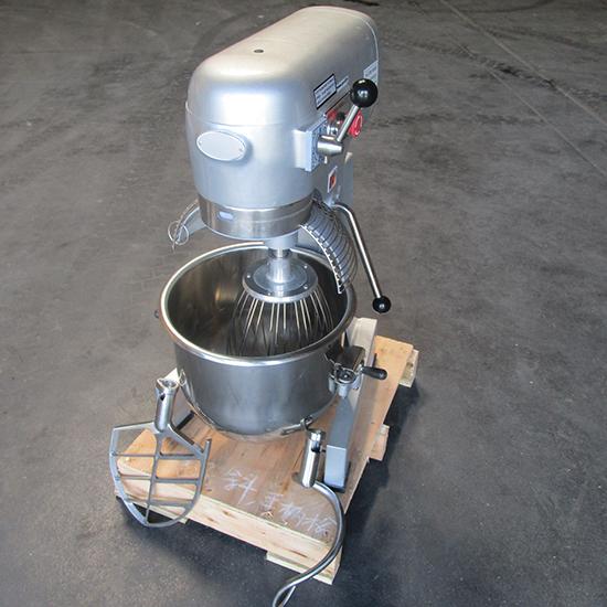 Planetenrührmaschine 20 Liter mit 3 Geschwindigkeiten - 230V/1F - GEBRAUCHT