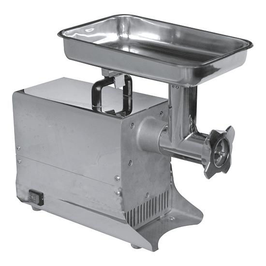 hachoir à viande, trou ø 70 mm, 200 kg/h