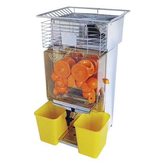 Zitruspresse, automatisch, 20-25 Orangen/ Minute, max. ø 60-80 mm