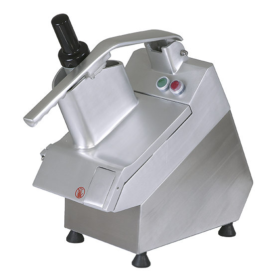 vegetable cutter with 5 discs, 300 kg/h