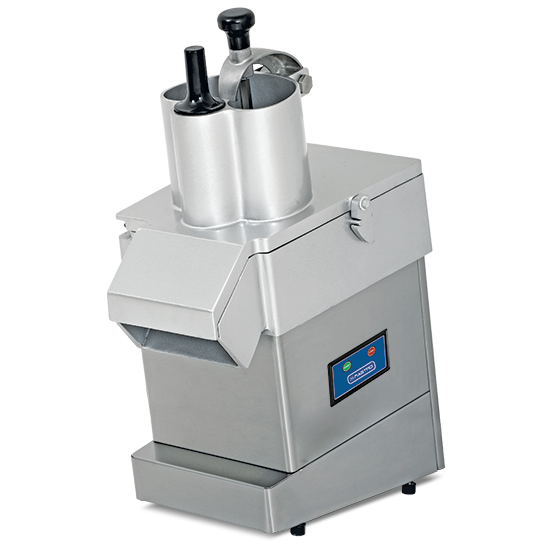 Vegetable cutter with 3 discs, 300 kg/h