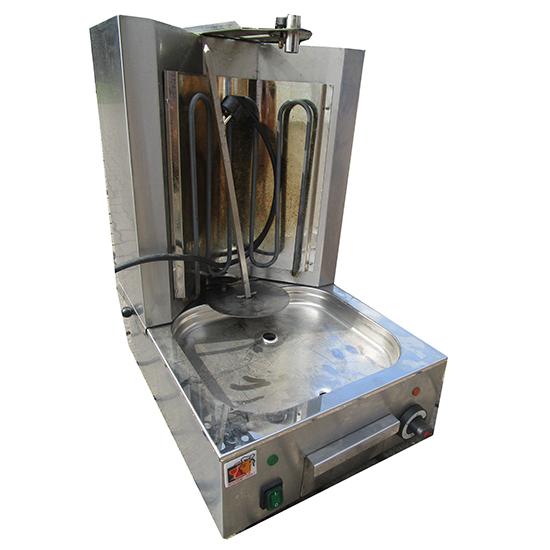 asador de kebab eléctrico con 1 zona de calentamiento - USADA