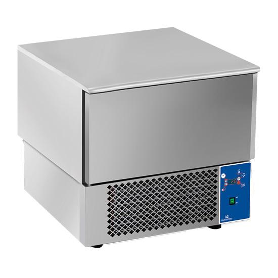 Schockfroster, -18°C 11 kg, 3x GN 1/1 oder 600x400 mm