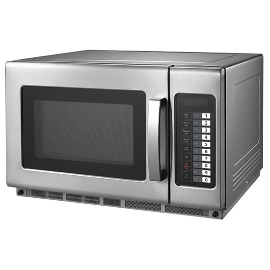 horno microondas digital, 34 litros - GN 2/3, máximo 2100 W