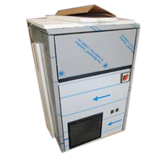 Eiswürfelbereiter, Luftkühlung, 47 kg/24 h - BESCHÄDIGT