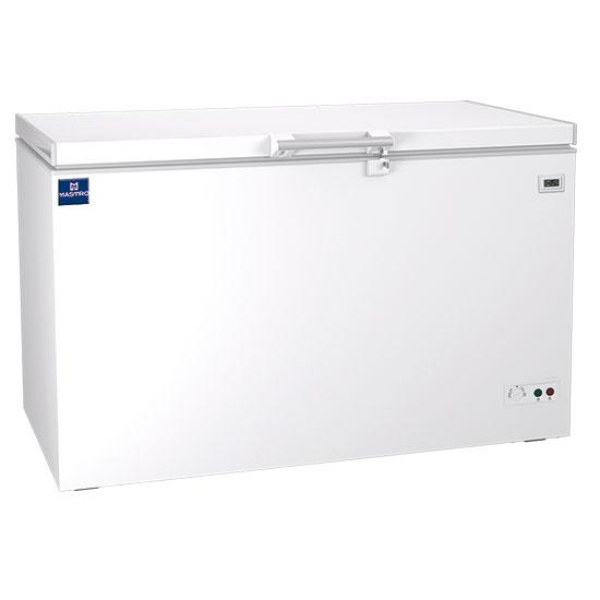 Tiefkühltruhe 395 Liter mit Deckel, -24°C