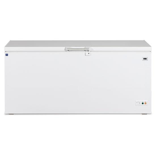 Tiefkühltruhe 621 Liter mit Deckel, -24°C