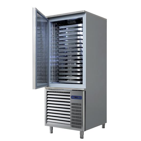 Schockfroster, +90°C/-18°C 25 kg/ 90 min., 7x GN 1/1 oder 60x40