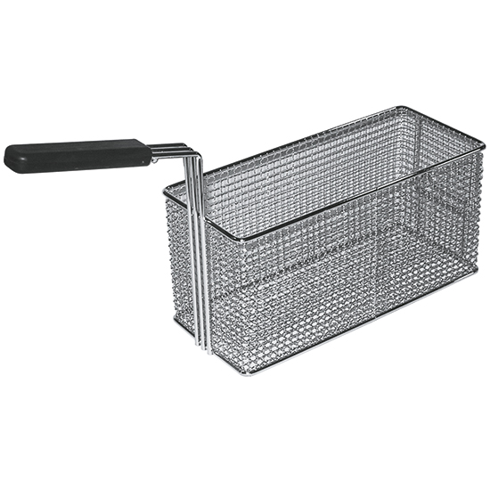 basket for gas and electric fryer, 1/2