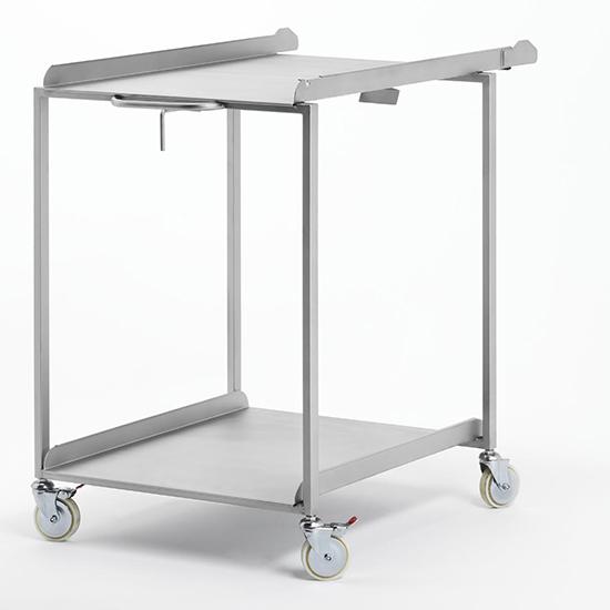 wózek do pieca 6x GN 1/1 i 10x GN 1/1