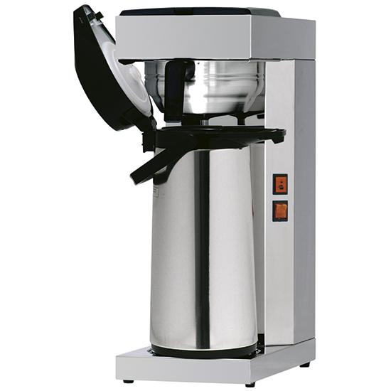 Filterkaffeemaschine mit 1 Thermoskanne 2,2 Liter, manuell