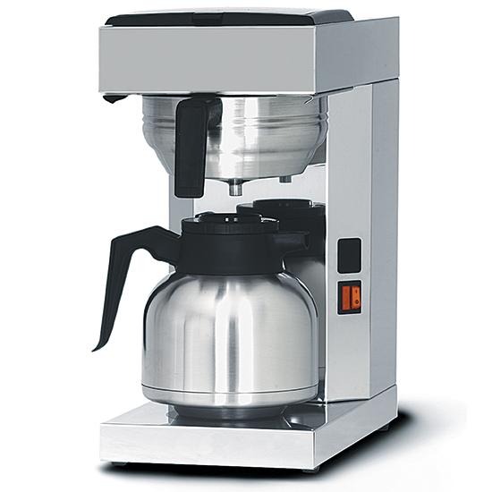 Filterkaffeemaschine mit 1 Thermoskanne 1,9 Liter, manuell