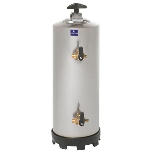 """manueller Wasserentkalker, Kapazität 12 Liter, Anschluss 3/4"""""""