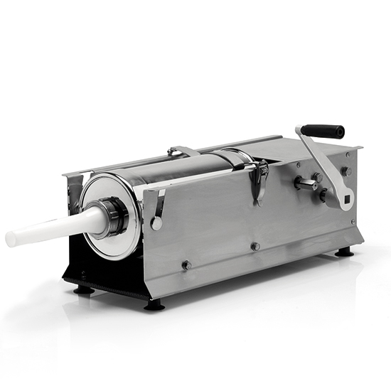 Wurstfüllmaschine, manuell, Zylinder L=320 mm, 7 Liter
