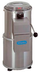Kartoffelschälmaschine, Kapazität 10 kg, 360 kg/h