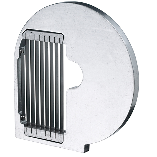 french fries slicing disc, thickness 8 mm, only combined with SA008