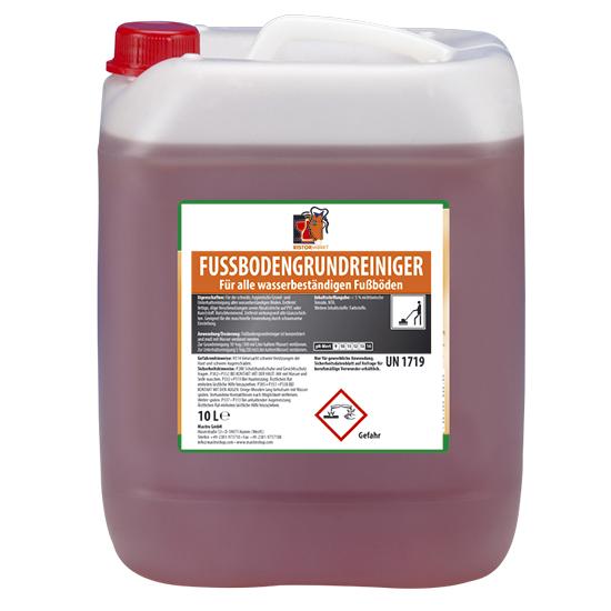 Fußbodenreiniger, flüssig, 10 Liter