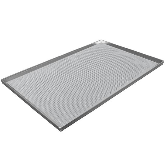 perforiertes Aluminiumblech, 600x400x20 h mm