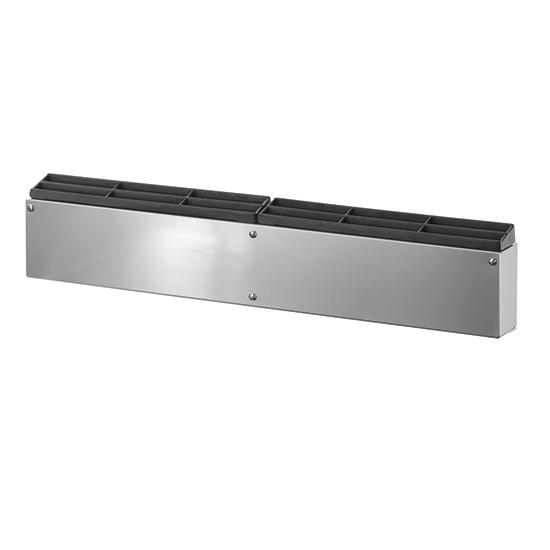 Rallonge cheminée série VS700 et VS900, l=800 mm