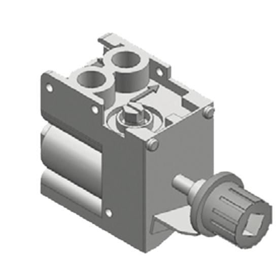 Supplemént pour versions thermostatiques pas chromées gas pour modèle 80 cm (sur demande)