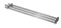 Tablettrutsche für Inneneck links 90°, 2300 mm