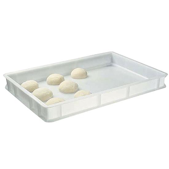Plastikkiste für Pizzabällchen, 600x400x100 mm