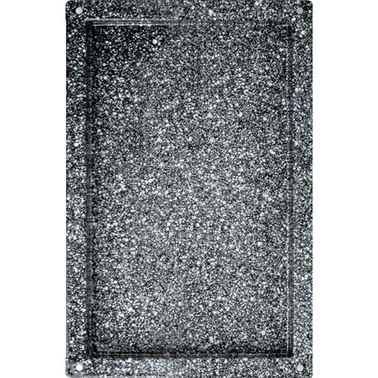 GN-Ofenblech, emailliert, GN 1/1 H=60 mm