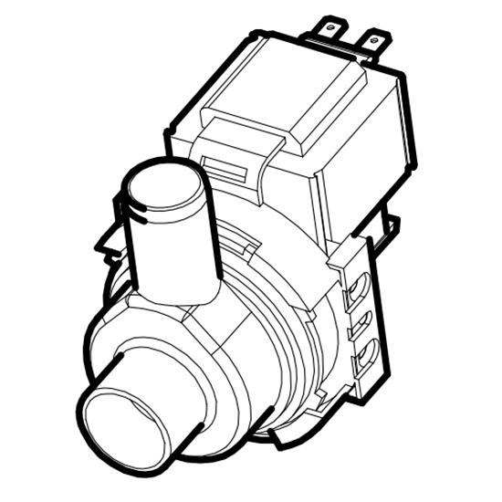 Ablaufpumpe für GLB0061C/FN