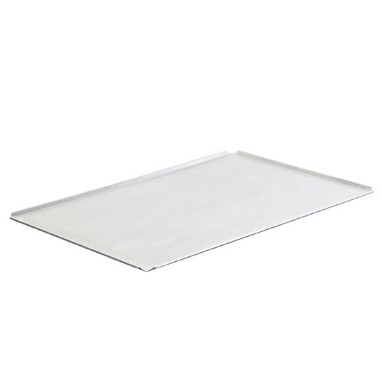 Backblech aus Aluminium unbeschichtet, GN 1/1 - 4 Seiten 45°