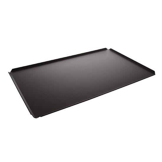 Backblech aus Aluminium, GN 2/3 - 4 Seiten 45°, Tynec Beschichtung