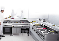 Cooking line 600 Compact